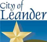 City of Leander logo
