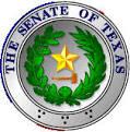 The Texas State Senate seal