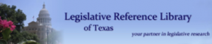 Legislative Reference Library of Texas