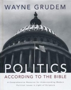 Politics according to the Bible Book
