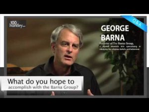 Vision for the Barna Group - George Barna